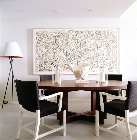 """The Interiors of David Kleinberg: """"Traditional Now"""""""