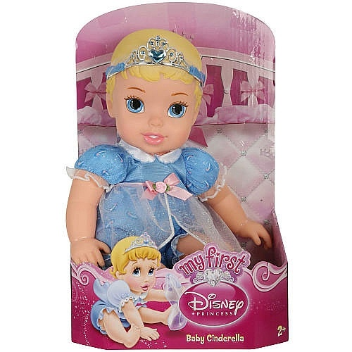 Cinderella Baby Doll Dress On Storenvy: My First Baby Princess Doll