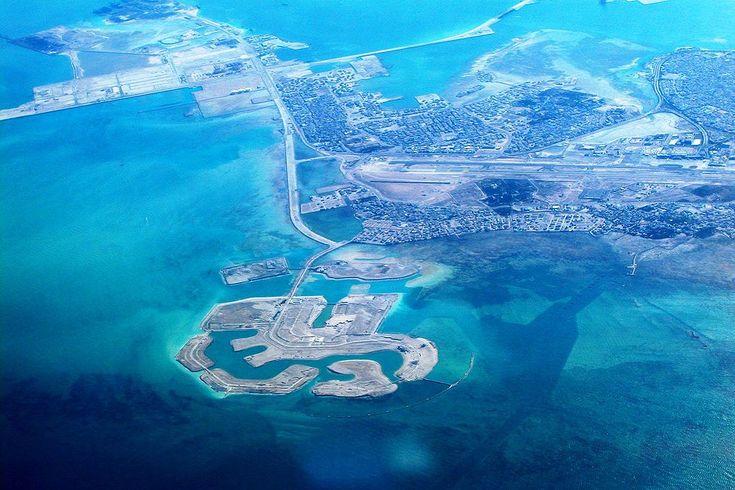 Amwaj Islands, Bahrain (source: wiki)