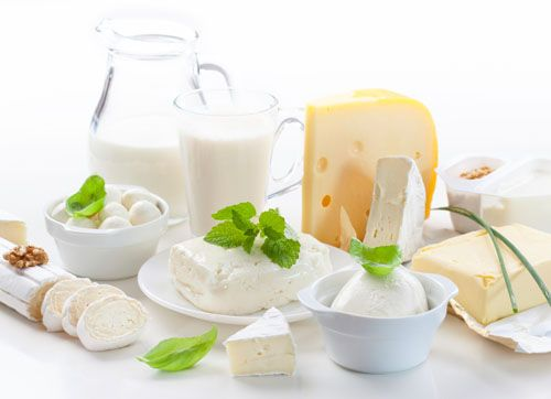 The facts about dairy products. Everything you need to know for healthy eating.