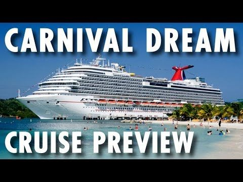 ▶ Carnival Dream Cruise Preview: Cruize Cast Western Caribbean ~ Carnival Cruise Lines – PopularCruising.com