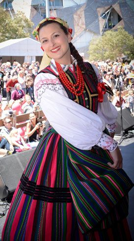 Welcome to Polish Festival @ Federation Sqaure