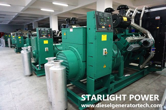 Starlight Ricardo Generator Is A Product Developed By Jiangsu Starlight Power Group Which Introduces Advanced Technology F Diesel Generators Generation Diesel