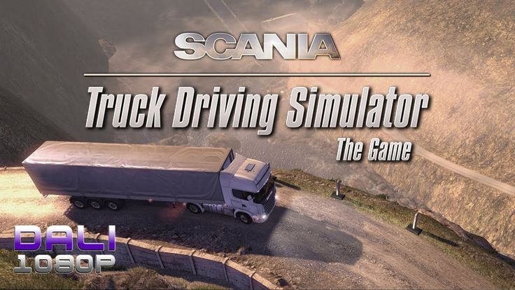 Scania Truck Driving Simulator - The Game Get behind the wheel of one of the most iconic trucks on the road with this highly detailed Scania R-series truck simulation by SCS Software, developers of Euro Truck Simulator 2. #ScaniaTruckDrivingSimulator #SCSsoftware #simulator #Steam #YouTube