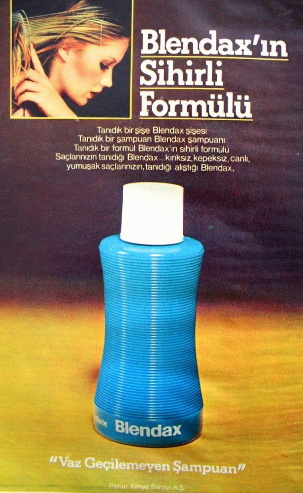 OĞUZ TOPOĞLU : blendax'ın sihirli formülü 1976 nostaljik eski rek...