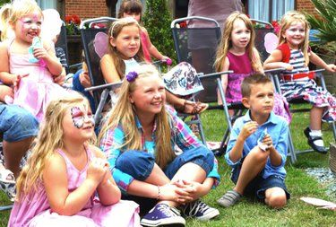 Children's Entertainers and Birthday celebration Suggestions   #entertainment #party