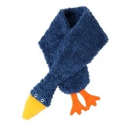 Lana sjaal Auguste blauw  maat 2-3 jaar  € 24,50