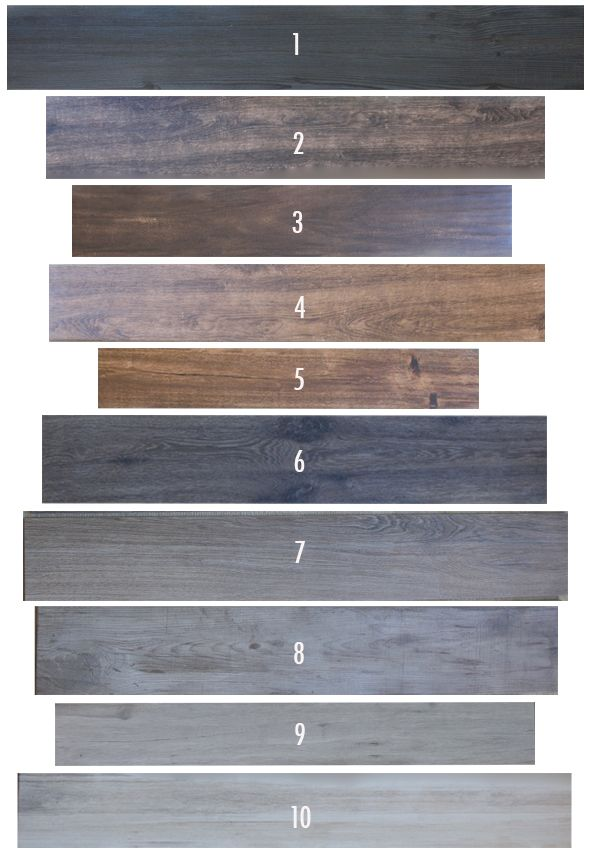 8 Tips for Nailing the Wood Tile Look | Little Green Notebook | Bloglovin'