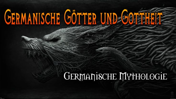 Germanische Götter und Gottheit - Germanische Mythologie (Doku Hörbuch)