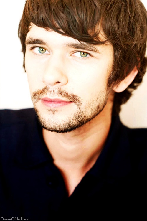 Ben Wishaw (the new Q)- reminds me of Rick Witter.