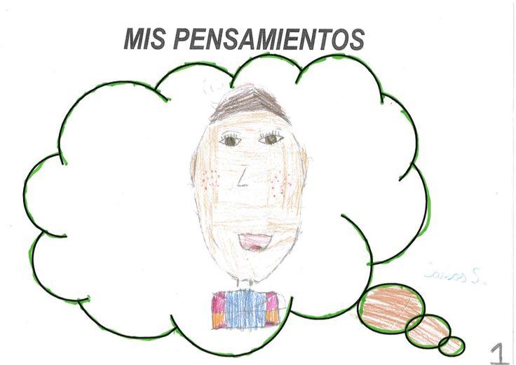 Carlos s.  Auto-Descripción. 3r B CURS 2014-15 by Pilar Garcia Mor via slideshare