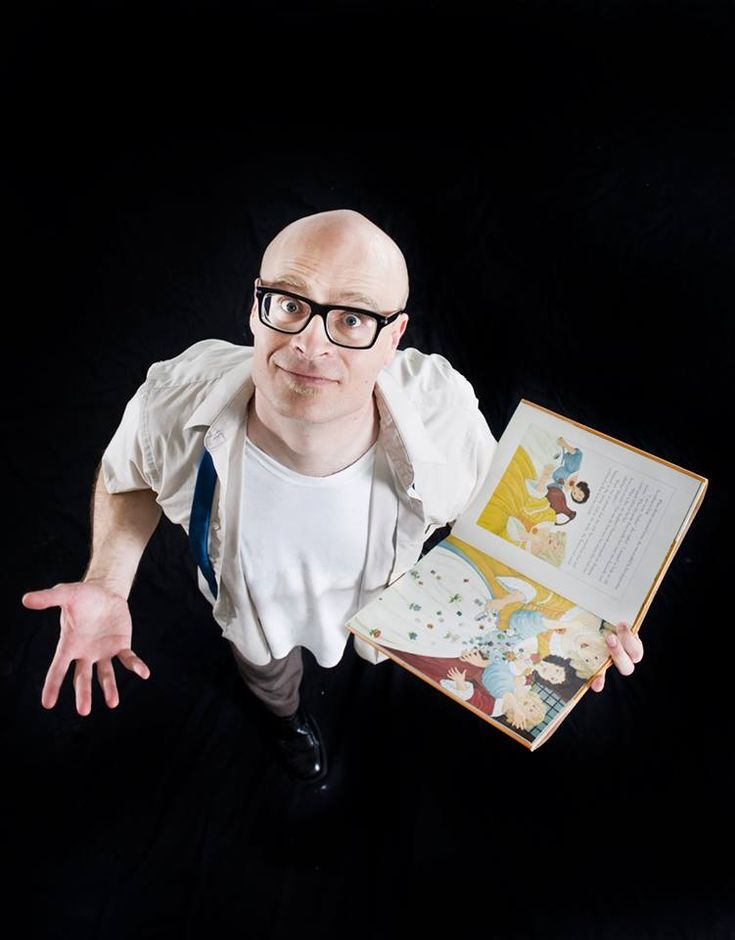'Question Bedtime', The Latest Album by Nercore Artist MC Frontalot