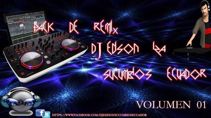 descarga PACK DE REMIX DJ EDISON IZA ~ pack de musica remix | La Maleta DJ gratis online