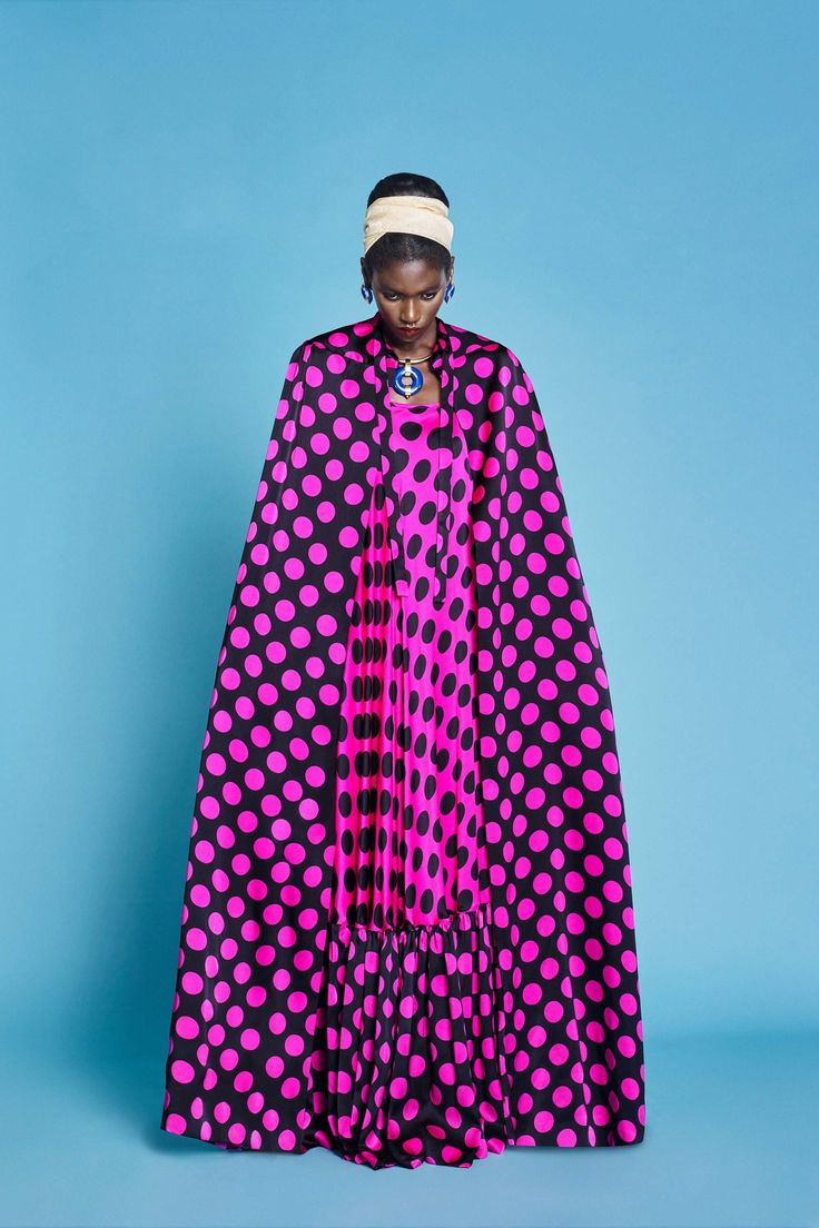 African Queen.....Duro Olowu Spring 2017 Ready-to-Wear Fashion Show