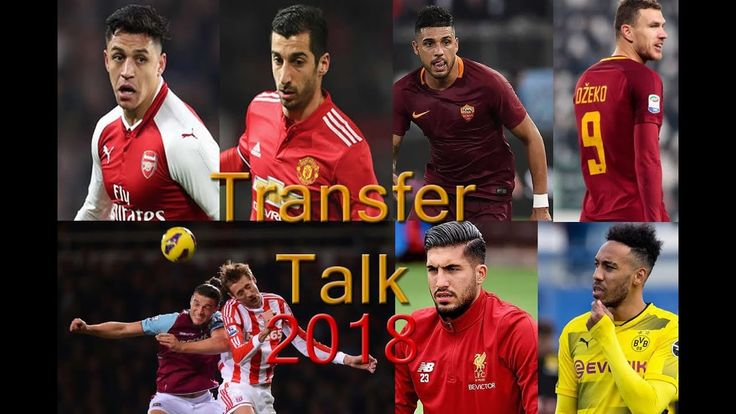 All Transfer Talk - Sanchez Arsenal Manchester United Edin Dzeko and Emerson Roma - Chelsea We are now only hours away from Alexis Sanchez becoming a Manchester United player in swap deal with Henrikh Mkhitaryan at Arsenal. Sanchez has been eager to get away from the Emirates for months now with a move to Manchester City falling through on deadline day... Despite reports that Roma are reluctant to discuss a deal for Edin Dzeko Chelsea remain keen on the striker as well as his teammate…