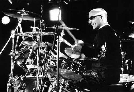 Kenny Aronoff is amazing