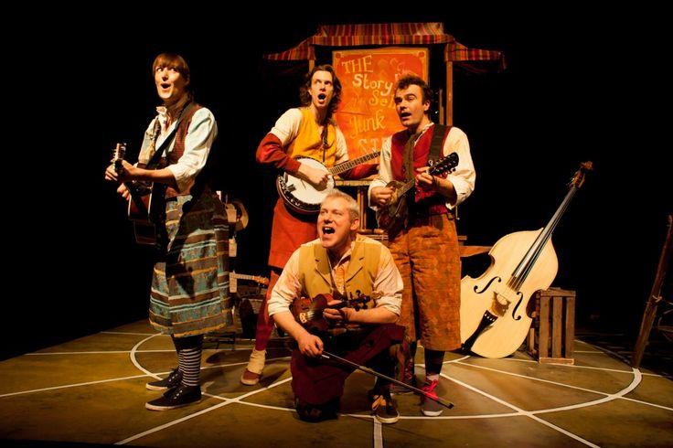 Hiccup Theatre's Pinocchio