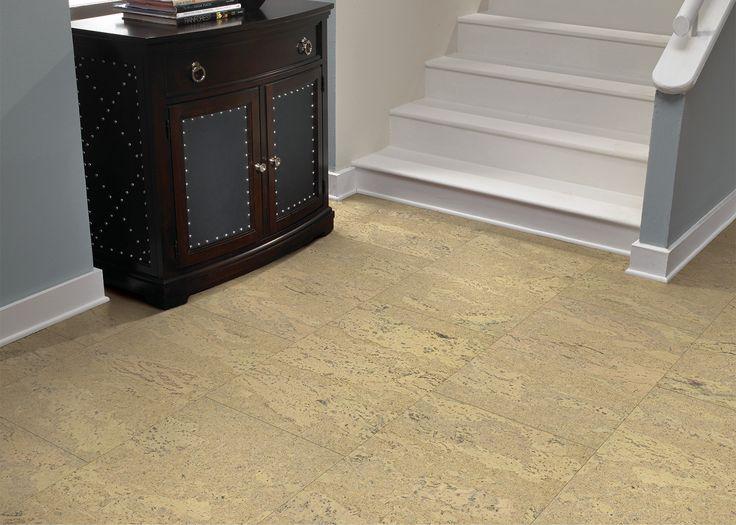 Awesome Cork Gym Flooring