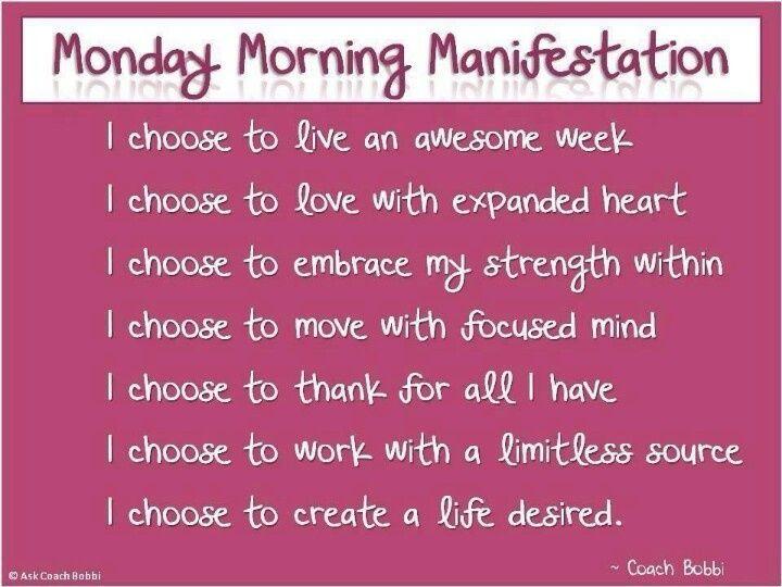 #Monday #morning #manifestation #liveright #livelife #healthy #strength #thankful #MondayMotivation