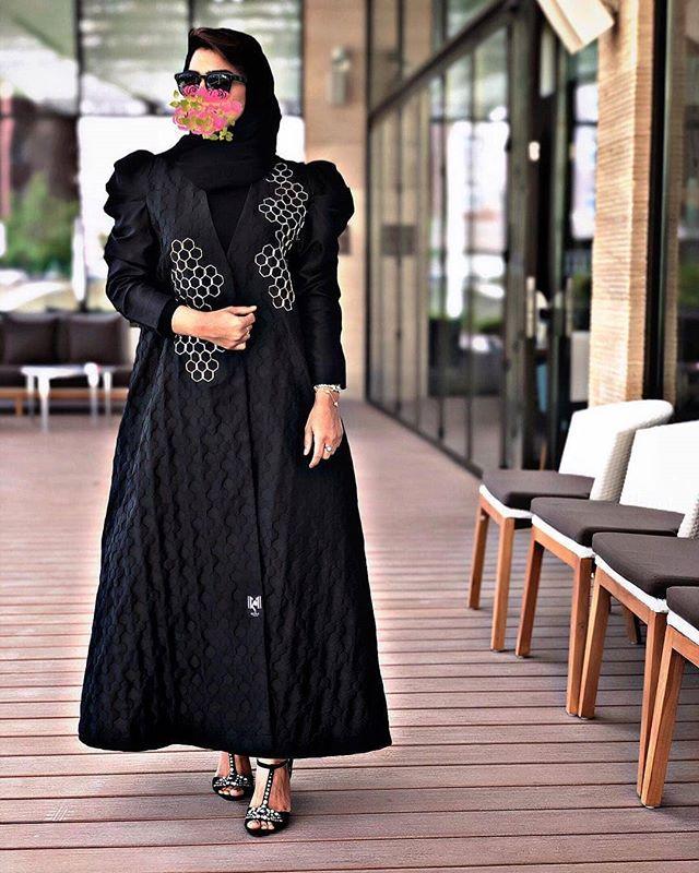 Repost Saroonah Blush اشتقتلك Abaya By Mona Trends الخام ولا الستايل ولا الفخامه في اللبس Maxi Dress Abaya Designs Fashion