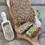 Ryżowo-bananowy chleb bwzglutenowy