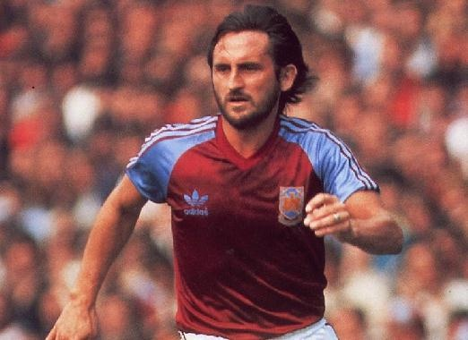 Frank Lampard Snr - Right Back