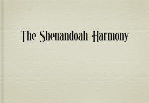In Bethlehem City - Shapenote Carols from The Shenandoah Harmony