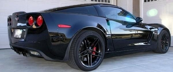 2006 Corvette Z06   Triple Black  Low Options   No mods except MagnaFlow Exhaust courtesy of MagnaFlows wonderful R department and a STRONG custom tune by GRC Performance of Mission Viejo, Ca (www.grcperformance.com).  If I recall correctly it DYNO'D at a very solid 490 or so RWHP putting it at a likely 550+ flywheel HP.   Nice car!  A HUGE performance BARGAIN!!!