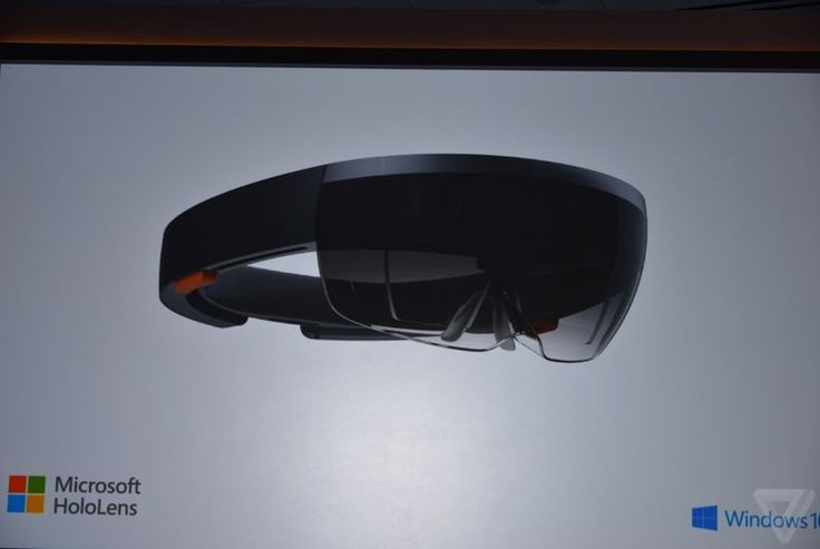 Microsoft announces Windows Holographic with HoloLens headset