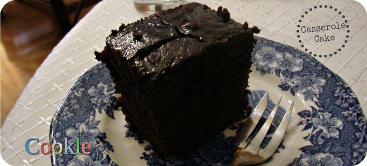 Βραστό κέικ σοκολάτας - Cookle IT