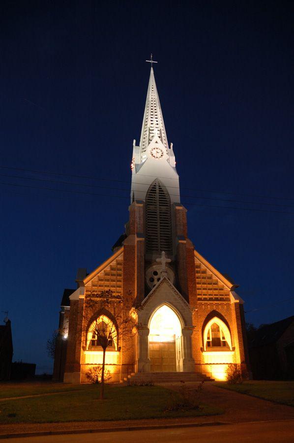 eclairage1.jpg (598×900) & The 135 best Church lighting / Eglises Cathédrales (Outdoor ...
