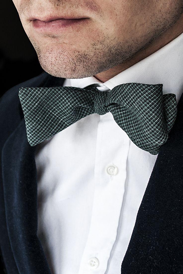 Finger Lakes - Self Tie - Bow Tie