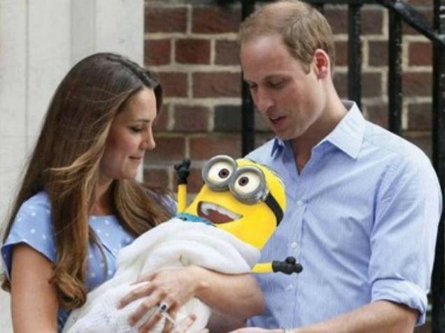 Royal_Baby_Minion_.jpg (636×477)