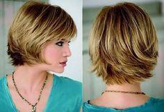 corte de cabelo curto - Pesquisa Google