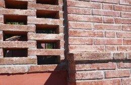 Brique foraine vieillie utlisation int rieur ext rieur for Brique interieur decorative