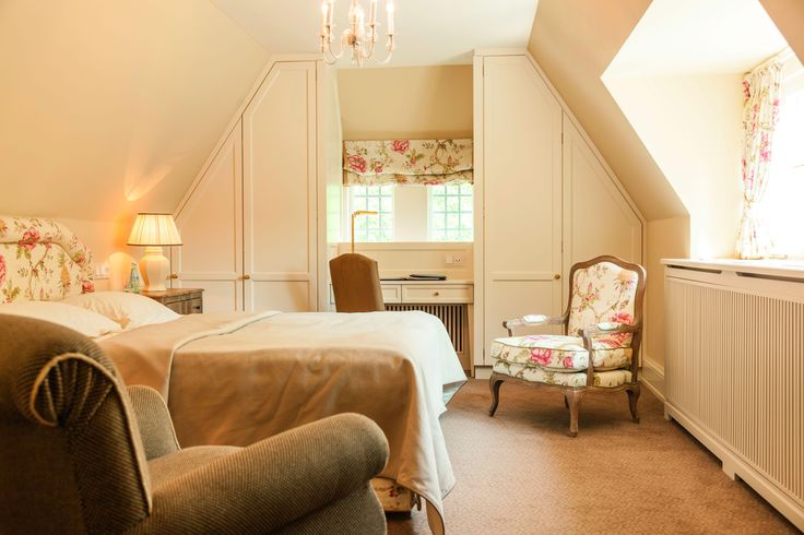 Schlosshotel Kronberg, Germany - Room