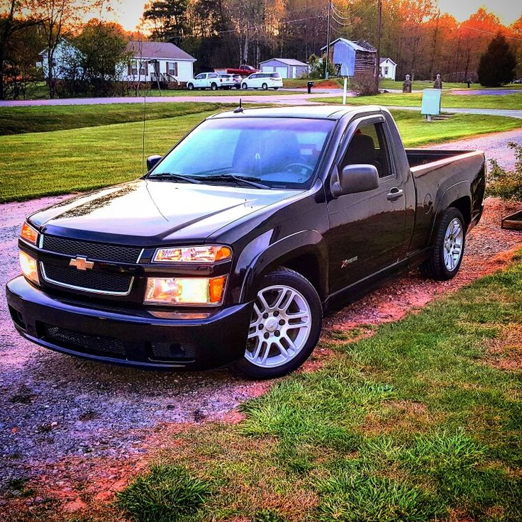Chevy On Pinterest: 25+ Best Ideas About 2005 Chevy Colorado On Pinterest