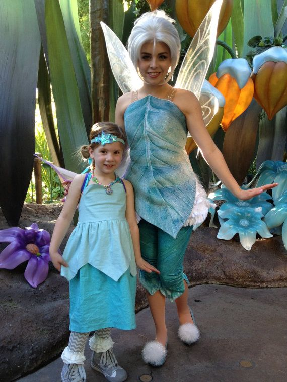 PERIWINKLE Inspired Sweetheart Dress from Tinker Bell Secret of the Wings -- girls costume outfit Disney Tinkerbell.  sc 1 st  Pinterest & 70 best Hannahu0027s faeries images on Pinterest | Fairies Disney ...