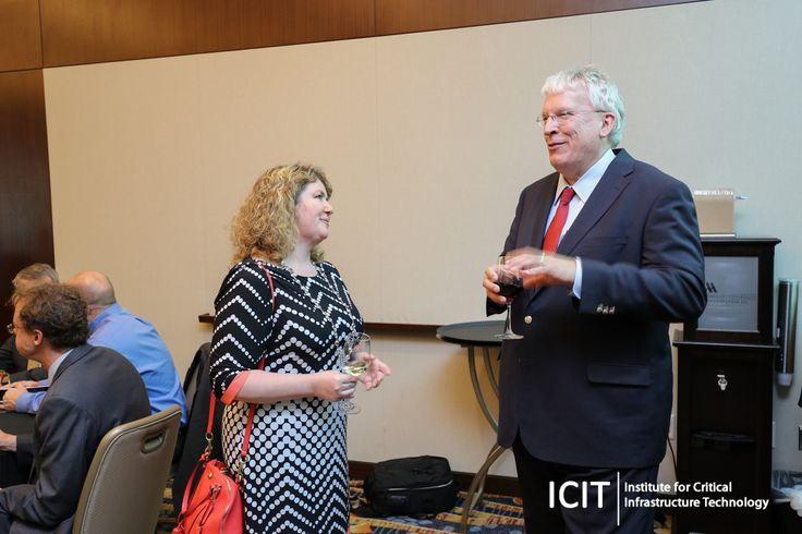The Honorable Theresa Grafenstine (Inspector General, U.S. House of Representatives) and Greg Shannon (Office of Science and Technology - The White House) were among the thought leaders at ICIT's briefing.