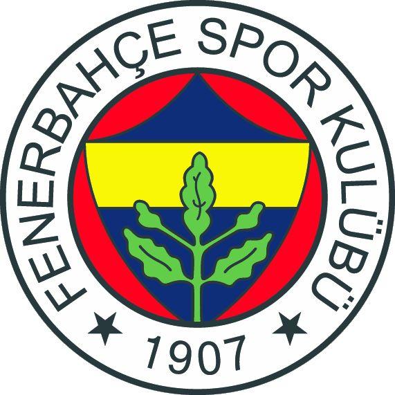 Fenerbahçe logosu filografi deseni
