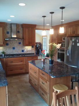 Kitchen Tile Flooring Design Ideas, Pictures, Remodel, and Decor - page 21