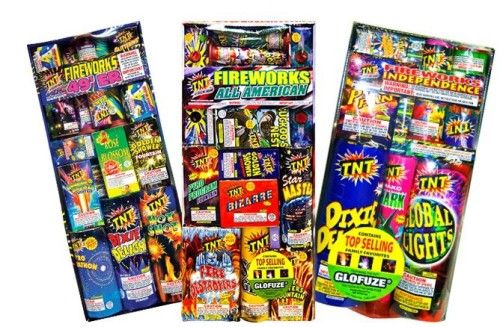 $20 Worth of Fireworks at TNT Fireworks Stands & Tents only $10! Bargains with Brittanie