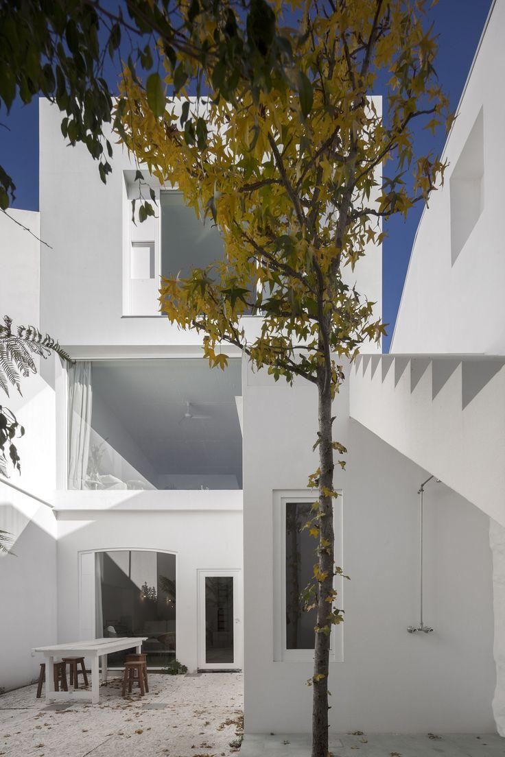 Prazeres House,© Fernando Guerra   FG+SG