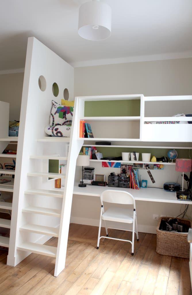 les 25 meilleures id es de la cat gorie chambre de filles. Black Bedroom Furniture Sets. Home Design Ideas