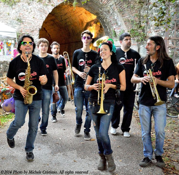 La Ciaccia street-Band