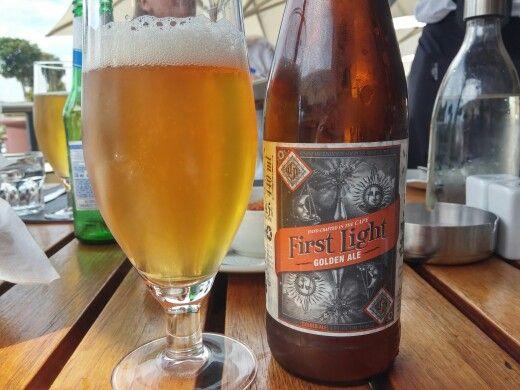 Devil's Peak First Light Golden Ale