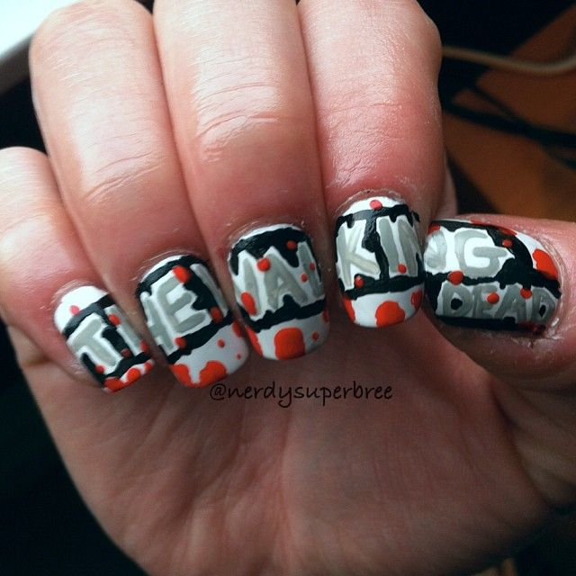 "Walking Dead Nails: 55 Best The Governor From The Walking Dead ""David"