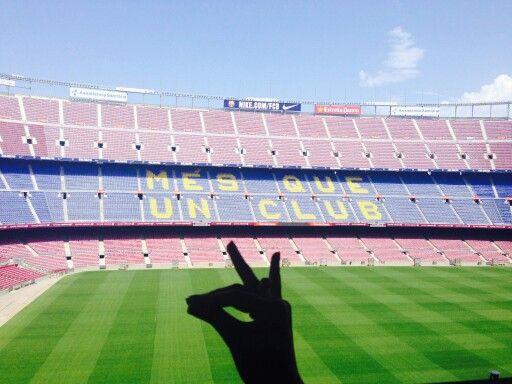 Humpz at Camp Nou,Barcelona