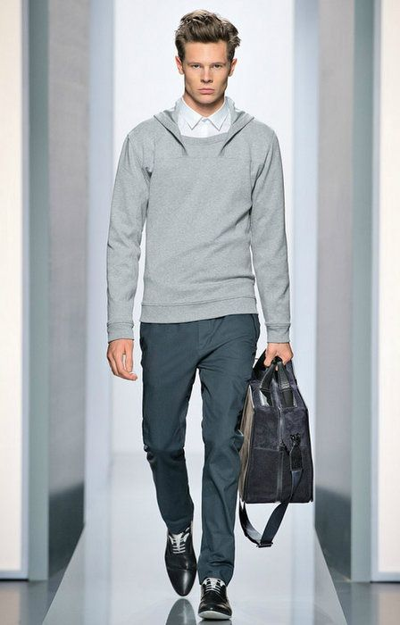 Hugo by Hugo Boss Spring-Summer 2013 Campaign and Lookbook ~ Men Chic- Men's Fashion and Lifestyle Online Magazine
