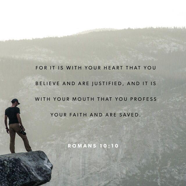Bible Verse of the Day .......  God will accept and save ALL OF US......UNCONDITIONALLY!!! All we need to do is BELIEVE God's Word, HAVE FAITH that he will deliver what he promised (in the Bible) AND be a Testimony for his AWESOMENESS (how he changed your life). Just Have Faith AND Believe in him (he'll deliver)!!! #PraiseHim #BelieveHim #HaveFaithInHim #BibleVerseOfTheDay
